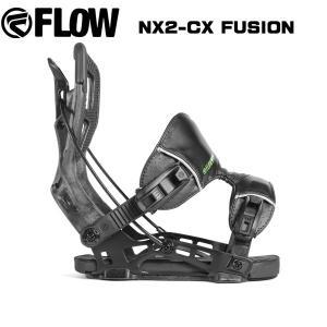 スノーボード バインディング ビンディング 18/19 FLOW フロー NX2-CX FUSION エヌエックス2シーエックス move