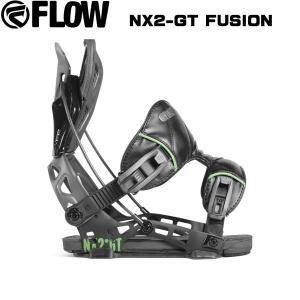 スノーボード バインディング ビンディング 18/19 FLOW フロー NX2-GT FUSION エヌエックス2ジーティ move