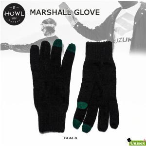 HOWL ハウル MARSHALL GLOVE スノーボード グローブ ミット ユニセックス|move