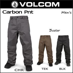 スノボ ウエア メンズ パンツ VOLCOM Carbon Pnt|move