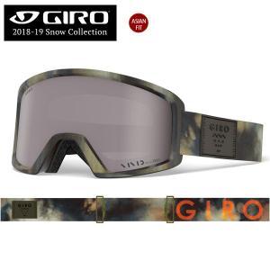 スノーボード スキー ゴーグル 18-19 GIRO ジロ BLOK AF ブロックアジアンフィット AFTERBANG VIVID ONYX14|move