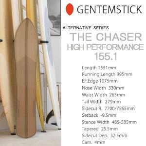 スノーボード 板 18-19 GENTEMSTICK ゲンテンスティック THE CHASER HP 155.1 チェイサーハイパフォーマンス オルタネイティブシリーズ|move
