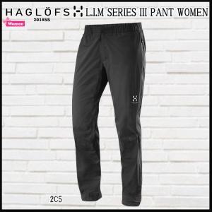 ホグロフス Haglofs L.I.M SERIES III PANT WOMEN 女性用 (EU スタイルA)  (HAGLOFS_2018SS)|move