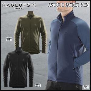 ホグロフス フリースジャケット HAGLOFS ASTRO II JACKET MEN (haglofs_17FW) (wed-01)|move