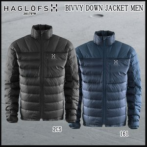 ホグロフス ダウンジャケット HAGLOFS BIVVY DOWN JACKET MEN (haglofs_17FW)|move