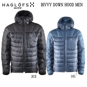 ホグロフス ダウンジャケット HAGLOFS BIVVY DOWN HOOD MEN (haglofs_17FW)|move