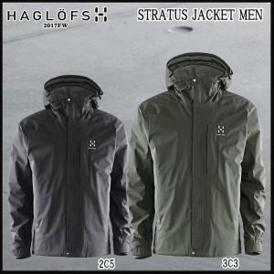 ホグロフス シェルジャケット HAGLOFS STRATUS JACKET MEN (haglofs_17FW)|move