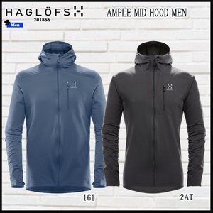 ホグロフス Haglofs AMPLE MID HOOD MEN (EU スタイルB)  (HAGLOFS_2018SS)|move
