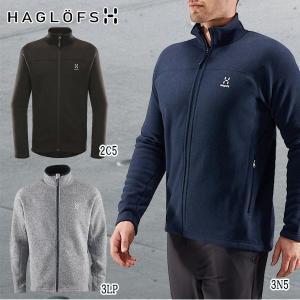 ホグロフス フリースジャケット HAGLOFS SWOOK JACKET MEN (haglofs_18W) (wed-01)|move