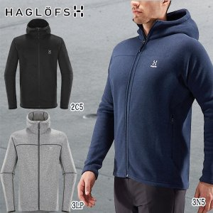 ホグロフス フリースジャケット HAGLOFS SWOOK HOOD MEN (haglofs_17FW) (wed-01)|move