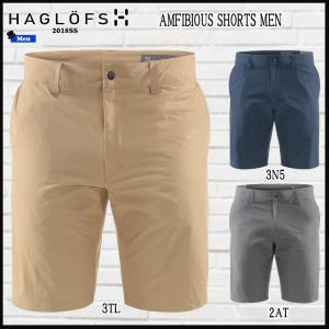 ホグロフス Haglofs AMFIBIOUS SHORTS MEN (EU スタイルB)  (HAGLOFS_2018SS)|move