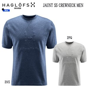 ホグロフス Haglofs JAUNT SS CREWNECK MEN (ASIA スタイルB)|move