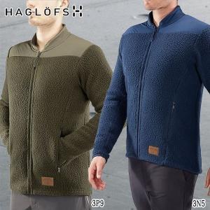 ホグロフス HAGLOFS PILE JACKET MEN フリースジャケット (HAGLOFS_2018FW)|move
