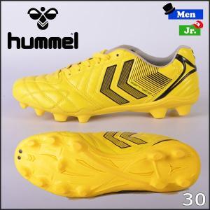 サッカースパイク ヒュンメル hummel セラーテアルファ AR 固定式 サッカーシューズ ジュニアから大人サイズ old-hm|move