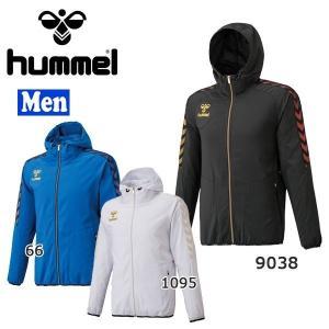 トレーニングウェア スポーツカジュアル パーカー ヒュンメル hummel UT-クロスアップフーデッドジャケット メンズ 一般用 move