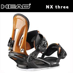 スノーボード バインディング ビンディング BIN 17-18 HEAD ヘッド NX three|move