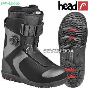 スノーボード ブーツ 靴 18/19 HEAD ヘッド SEVEN BOA セブンボア move