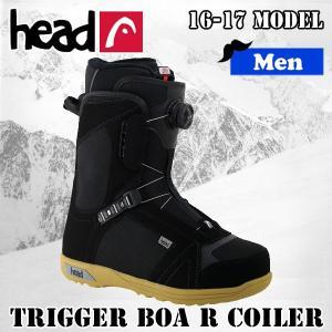 スノーボード ブーツ 靴 16-17 HEAD ヘッド TRIGGER BOA R COILER|move