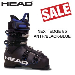 スキー ブーツ 靴16-17HEADヘッドNEXT EDGE 85 ANTH/BLACK-BLUE