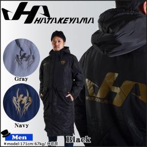 野球 ウェア ジャケット コート 一般用 ハタケヤマ HATAKEYAMA ベンチコート|move