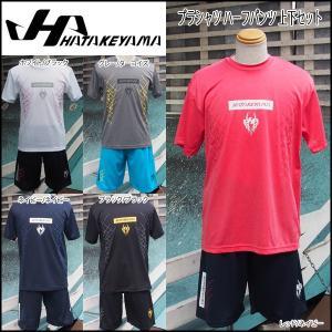 野球 ウェア プラシャツ ハーフパンツ 上下セット 一般用 メンズ ハタケヤマ HATAKEYAMA|move