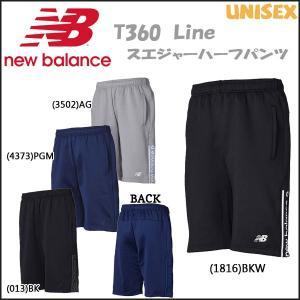 トレーニングウェア ニューバランス NEWBALANCE T360 Line スエジャーハーフパンツ|move