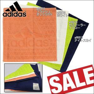 ハンドタオル ミニタオル アディダス adidas MINIタオル2 サイズ:26×26cm|move