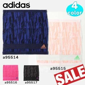 アディダス adidas ミニタオル サイズ:26×26cm|move