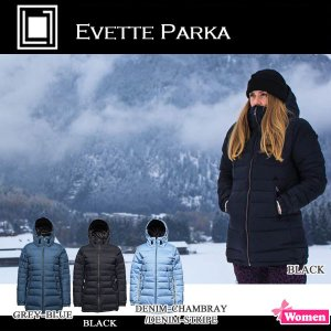 L1TA EVETTE PARKA 【リタ】スノーボードウエア/レディース|move