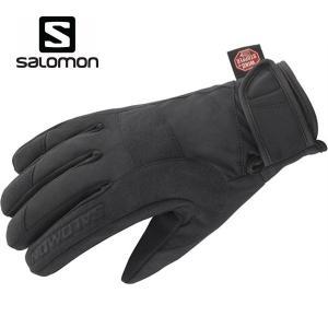 SALOMON XA WINDSTOPPER U カラー:BLACK サロモン グローブ SALOMON SALE SALOMON_2013FW sps-owsldcn|move