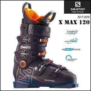 スキー ブーツ 靴 17-18 SALOMON サロモン X MAX 120|move