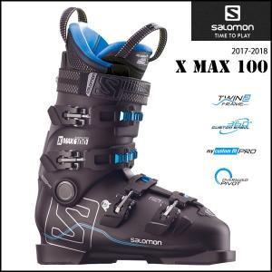 スキー ブーツ 靴 17-18 SALOMON サロモン X MAX 100|move