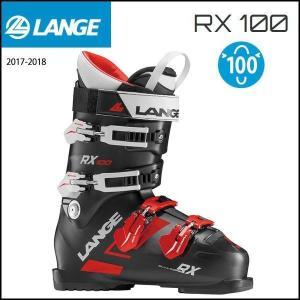 スキーブーツ 靴 17-18 LANGE【ラング】RX100|move