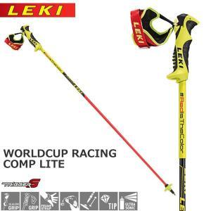 スキー ポール 18-19 LEKI レキ スキー WC RACING COMP LITE ワールドカップレーシングコンプライト|move