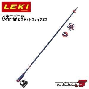 スキー ポール 18-19 LEKI レキ スキー SPITFIRE S スピットファイアエス|move