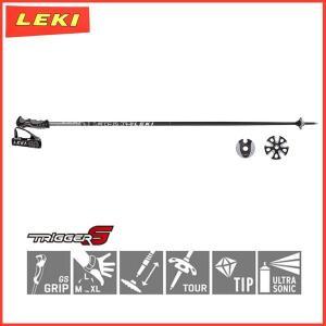 スキー ストック ポール スキーストック 17-18 LEKI 【レキ】 STEALTH S <br>|move