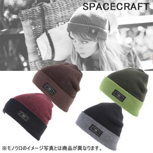 15-16 spacecraft スペースクラフト MAKERS ニット帽|move