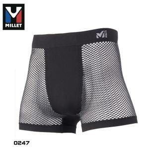 MILLET(ミレー) DRYNAMIC MESH BOXER ダイナミックメッシュボクサーミレーバックパック|move