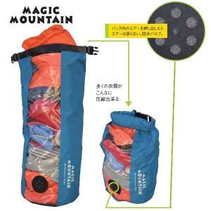 MAGIC MOUNTAIN コンプレスドライバッグ20L(マジックマウンテン)(P)|move