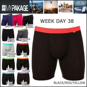 MYPAKAGE WEEK DAY 38 マイパッケージ ボクサーパンツ|move