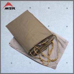 MSR ハバハバ NX 専用フットプリント|move
