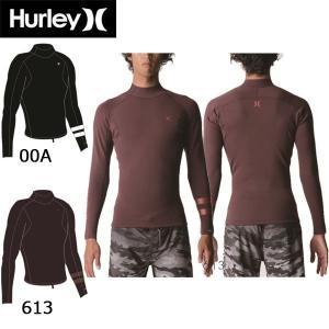 19 HURLEY ハーレー ADVANTAGE PLUS 1mm JACKET 長袖タッパー ジャ...
