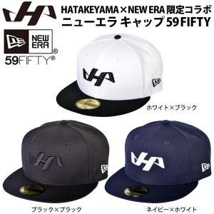 野球 ウェア ベースボールキャップ 一般 ハタケヤマ HATAKEYAMA×NEW ERA ニューエラ キャップ 59FIFTY フィフティナインフィフティ move