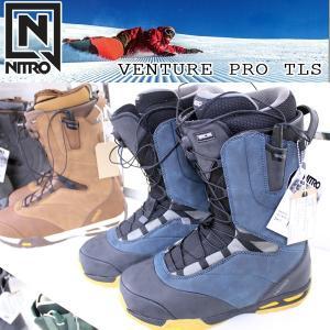 スノーボード ブーツ 靴 17-18 NITRO【ナイトロ】VENTURE PRO TLS move