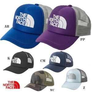キャップ THE NORTH FACE LOGO MESH CAP ザ ノースフェイス / NN01452 (TNF2017SS)|move