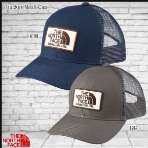 ザ・ノース・フェイス THE NORTH FACE  トラッカーメッシュキャップ TRUCKER MESH CAP   帽子(TNF_2018SS) NN01717 move