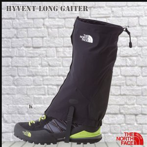 THE NORTH FACE(ザノースフェイス) HYVENT LONG GAITER (TNF_2017SS)|move