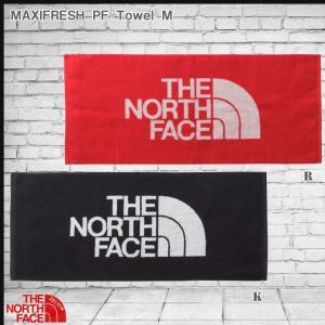 ザ・ノース・フェイス THE NORTH FACE  マキシフレッシュパフォーマンスタオルM  THE NORTH FACE MAXIFRESH PF TOWEL M (TNF_2018SS)|move