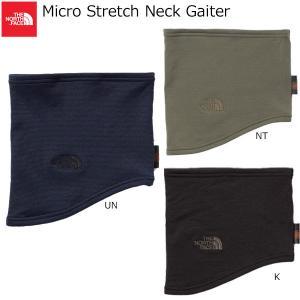 ザ・ノースフェイス マイクロストレッチ ネックゲイター THE NORTH FACE MICRO STRETCH NECKGAITER (TNF_2018FW)|move