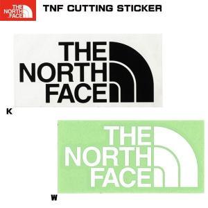 THE NORTH FACE(ザ ノースフェイス) TNF CUTTING STICKERカッティングステッカー
